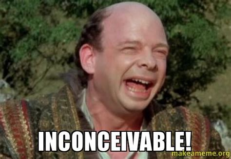 Inconceivable Meme - quot inaccurate stereotypes depicting computer scientists and engineers as geeky brilliant and