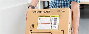 Paket Versandkosten Post : weinpaket post ag ~ Orissabook.com Haus und Dekorationen