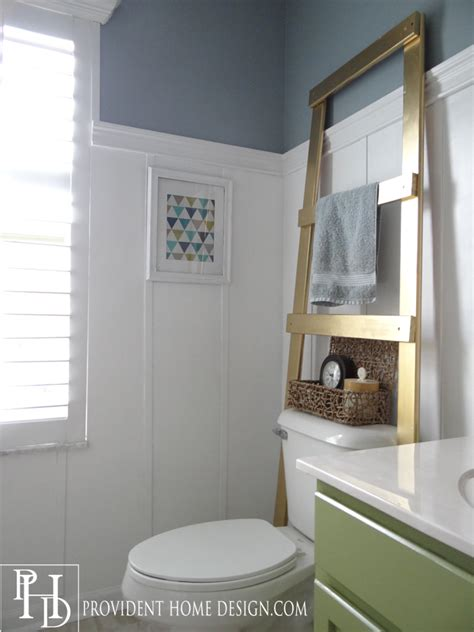 Free Bathroom Makeover by And Guest Bathroom Makeover