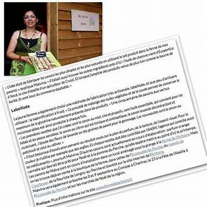 Journal Le Perche : on parle de nous site savon malva ~ Preciouscoupons.com Idées de Décoration