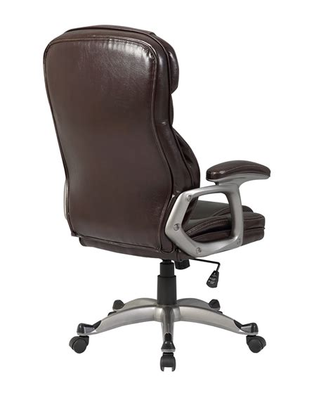 executive office chair pu leather ergonomic high back desk