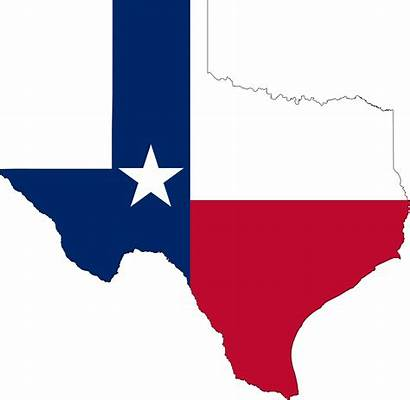 Texas Drawing State Outline Flag Clipartmag