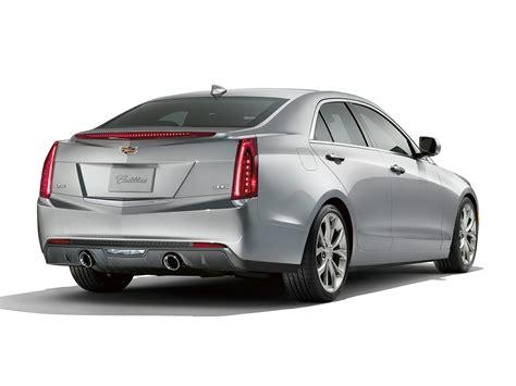 New 2018 Cadillac Ats Price Photos Reviews Safety