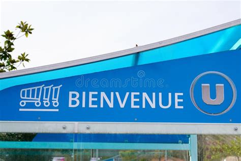 Welcome To The French Riviera Sign Stock Photo - Image of ...