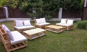 Salon De Jardin Palette. beautiful plan salon de jardin en palette ...