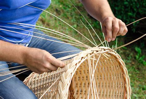 introduction  basket weaving weekend frame midlands