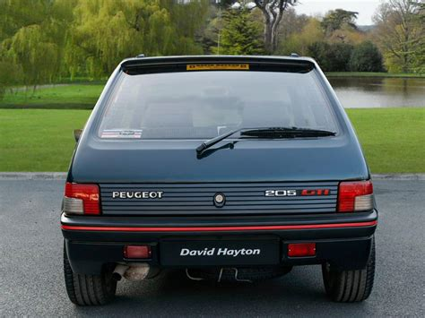 Peugeot 205 Gti For Sale by Used 1991 Peugeot 205 Gti For Sale In Cumbria Pistonheads