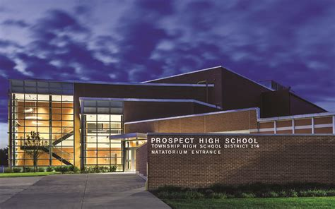 Prospect High School Natatorium | Pepper Construction