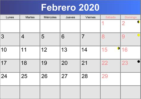 calendario febrero imprimible abc calendarioes