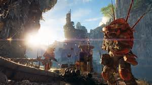 anthem looks stunning in new screenshots and concept