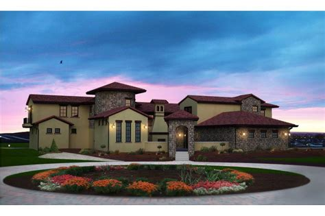 tuscan house plans home design