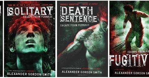 books galore  escape  furnace series  alexander gordon smith