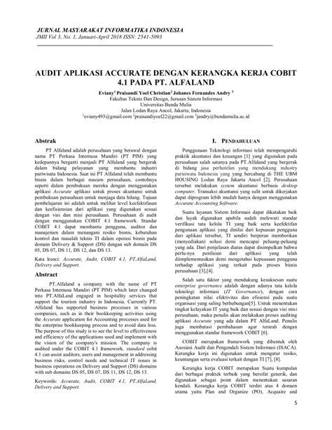 Resume Jurnal Internasional Sistem Informasi Korporat