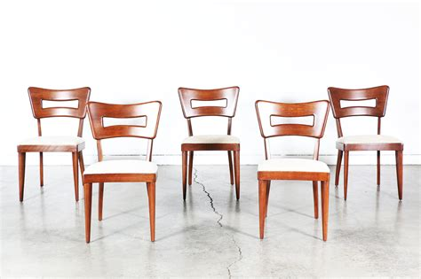 Heywood Wakefield Dining Chair Styles by Set Of 6 Heywood Wakefield Dining Chairs Vintage Supply