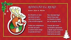 Miss Rosi 06 Rodolfo el Reno Villancicos Navideños Feliz Navidad Christmas Carols YouTube