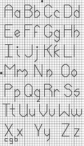 143 best cross stitch alphabets images on pinterest With embroidery letter patterns