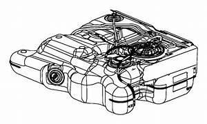 2015 Dodge Grand Caravan Tank  Fuel   2 8l I4 Turbo Diesel Engine    3 6l V6 24v Vvt Engine