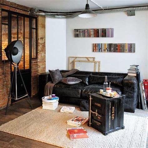 sala de tv sofá preto decora 231 227 o sof 225 preto dicas para deixar sua casa linda