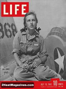 For Sale - Life Magazine July 19, 1943 - Air Force Pilot ...
