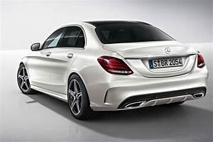 Mercedes Classe C Blanche : mercedes c class 2014 amg sport all new pics auto express ~ Gottalentnigeria.com Avis de Voitures