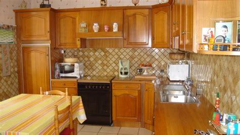 deco meuble cuisine repeindre des meubles de cuisine rustique en bois deco cool