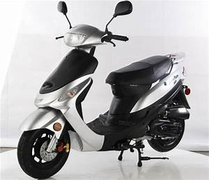 2015 Tao Tao 50cc Maui Dreamer 4 Stroke Moped Scooter For