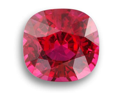 color of ruby the basics of colored gemstones
