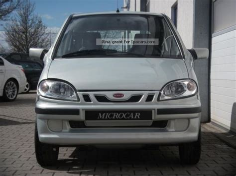 2003 microcar virgo 3 45km h moped car 33t km car and specs