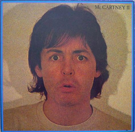 paul mccartney mccartney ii releases discogs