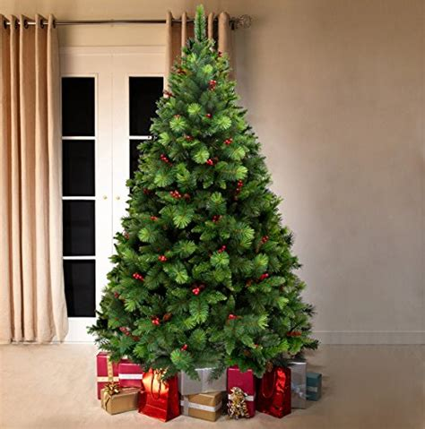 luxury modern artificial christmas trees green canadian