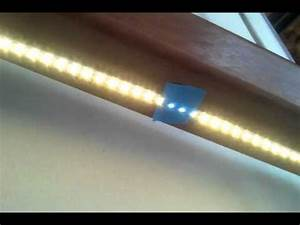 Led Strips Befestigen : led light strip stair hand rail lighting youtube ~ A.2002-acura-tl-radio.info Haus und Dekorationen