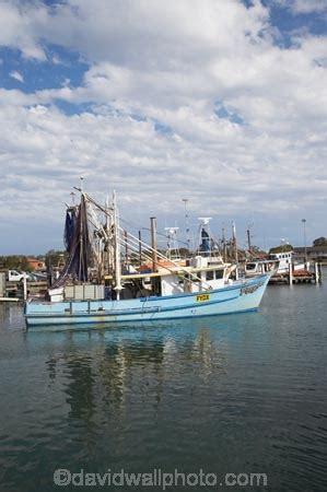 fishing boats port  yamba clarence river yamba
