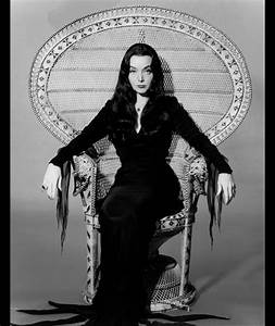 Carolyn Jones from The Addams Family   Hottest babes of ...