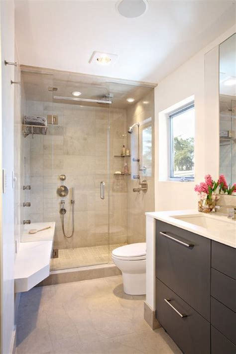 Compact Bathroom Designs by Contemporary Small Luxury Bathroom Design With Compact