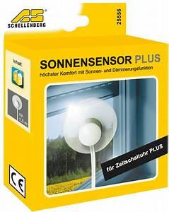 Rolladen Zeitschaltuhr Mit Sonnensensor : as 25556 sonnensensor f r rolladen zeitschaltuhr plus bei ~ Michelbontemps.com Haus und Dekorationen