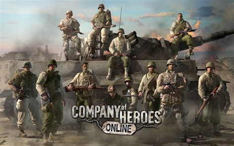 company  heroes full hd wallpaper  background image