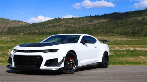 Camaro 1le Specs by 2018 Chevrolet Camaro Zl1 1le Review Ratings Specs