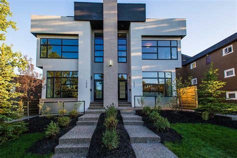 prefab  plex plans modern house