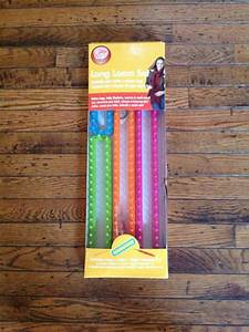 Boye Long Loom Set 4 Looms Hook Needle Instructions By