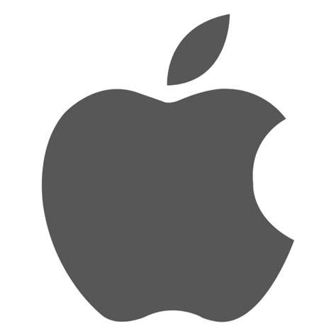 Apple logo icon - Transparent PNG & SVG vector file