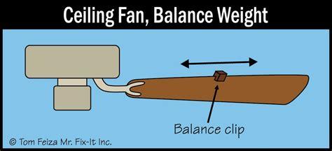 how do you balance a ceiling fan quick tip 34 fix that wobbling ceiling fan misterfix