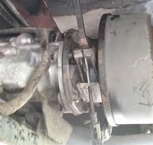 F53  U2013 Parking Brake Assembly Fluid Check  U2013 1999 Southwind 35s