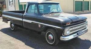 Guernsey Blog  1964 Chevy Truck