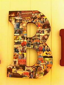 collage photo wooden letter kind of tedious but worth it With wooden letter photo collage