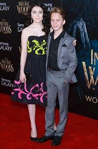 Lilla Crawford Daniel Huttlestone Photos - 'Into the Woods ...