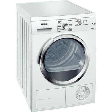 s 232 che linge condensation 7 kg classe a wt46w581 achat
