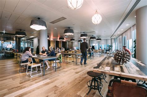 hot desking  london  spots    started