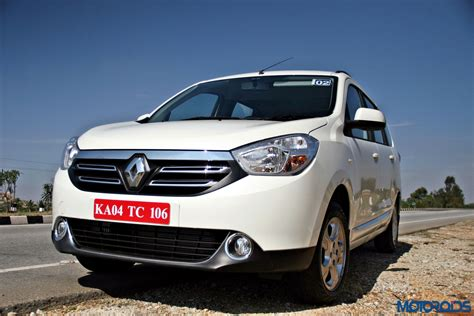 renault lodgy 2015 renault lodgy review lodgycal attempt motoroids