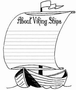 Viking Crafts For Kids Cute Viking Longboat Template Wiring Diagram