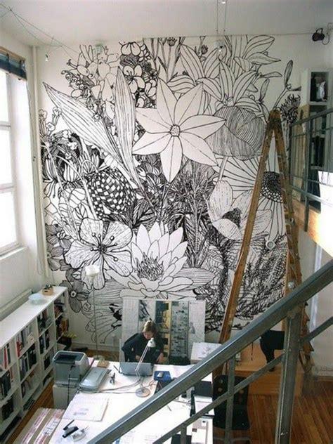 Wandbilder Kinderzimmer Selber Malen by 41 Coole Wandbilder Archzine Net